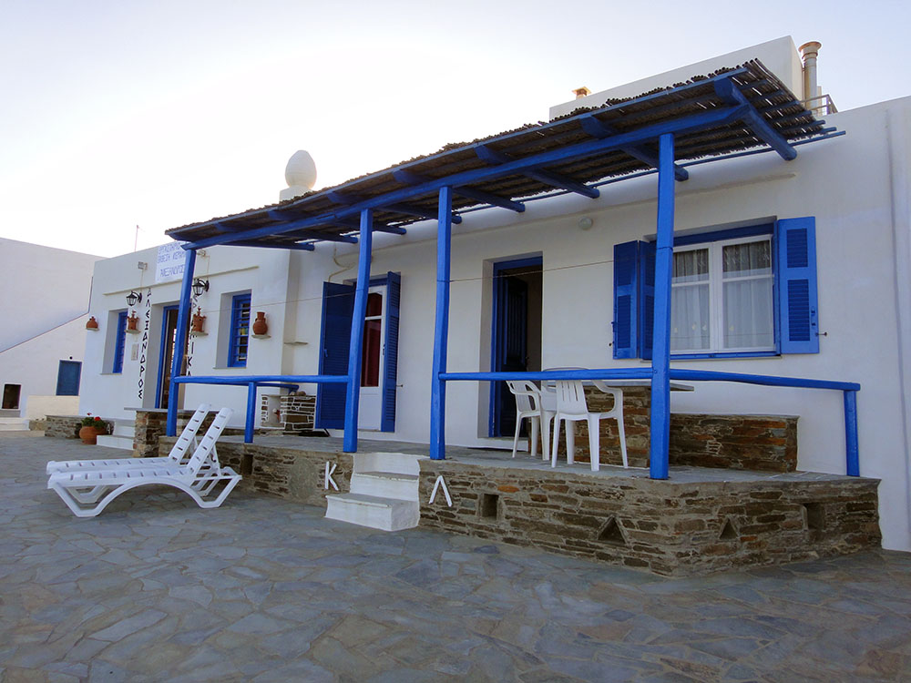 Apartment for rent in Platis Gialos Sifnos